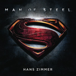 Man Of Steel (Original Motion Picture Soundtrack) Albumcover
