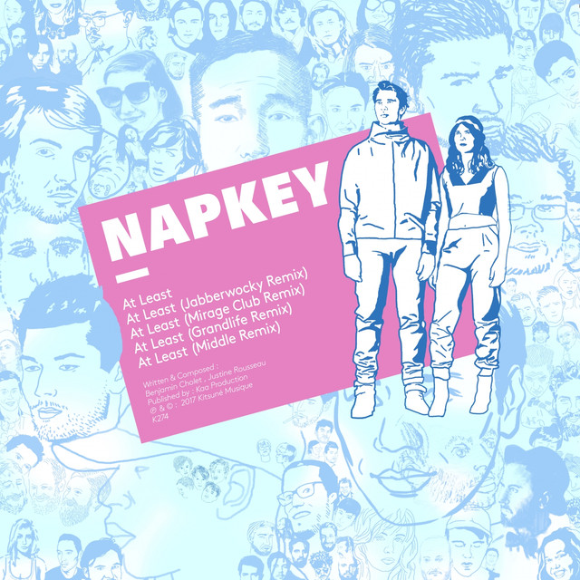 Album cover for At Least (Remix) by Napkey