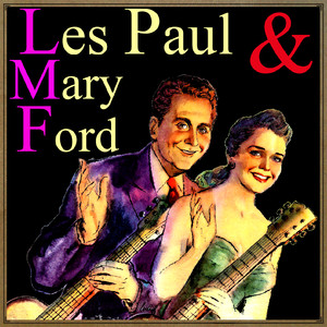 Les Paul & Mary Ford Three Little Words cover