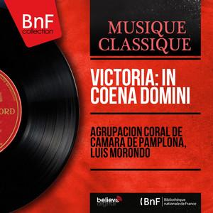 Victoria: In Coena Domini (Mono Version) Albumcover