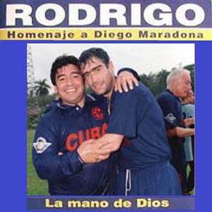 Rodrigo - La mano de dios - Rodrigo