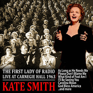 The First Lady of Radio - Live At Carnegie Hall 1963 album