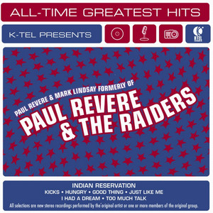 Paul Revere and Mark Lindsey formerly of Paul Revere & The Raiders album