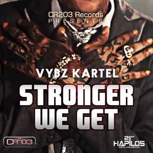 Stronger We Get Albümü