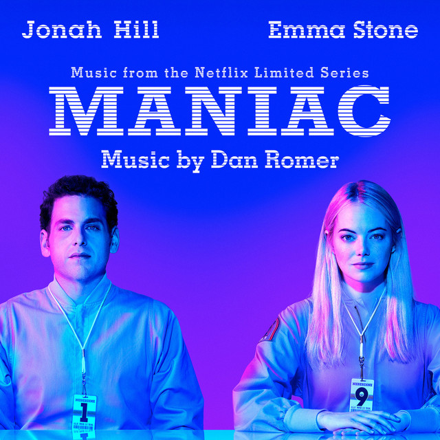 Album cover for Maniac (Music from the Netflix Limited Series) by Dan Romer
