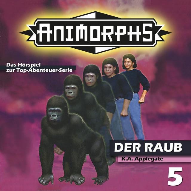 Folge 5: Der Raub Cover