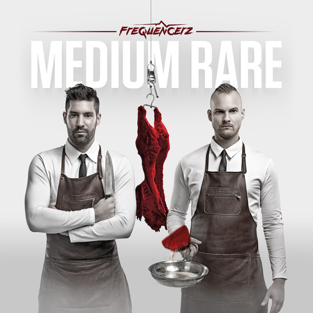 Album cover for Medium Rare by Frequencerz