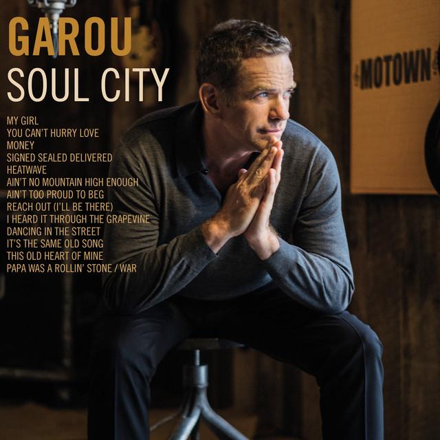 Album cover for Soul City by Garou