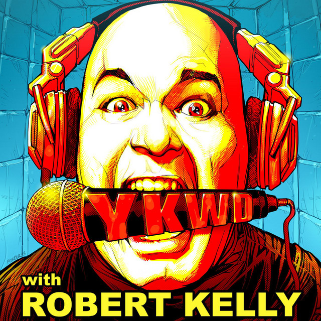 """Robert Kelly's """"You Know What Dude!"""" Image"""