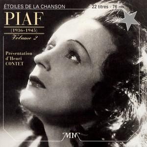 1936-1945 vol 2 Albumcover