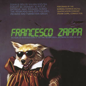 Francesco Zappa album