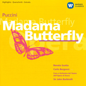 Puccini Madama Butterfly - Highlights Albümü