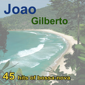 45 hits of bossa-nova album