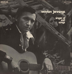 Waylon Jennings Rock, Salt and Nails cover