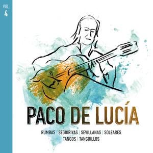 Paco De Lucía Por Estilos (Vol.4)
