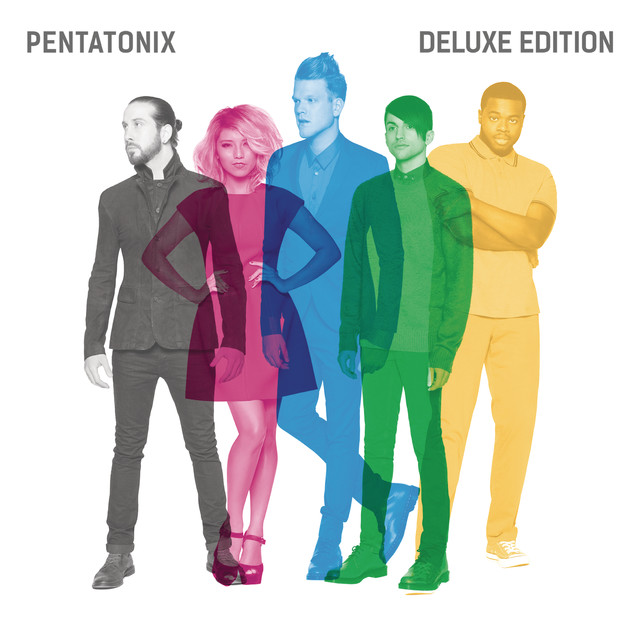 Pentatonix (Deluxe Version) Albumcover