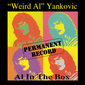 Permanent Record: Al In The Box Albumcover