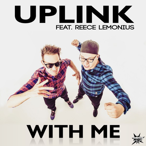 With Me (feat. Reece Lemonius) [Edit]