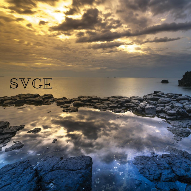 Album cover for Mercy by Svge