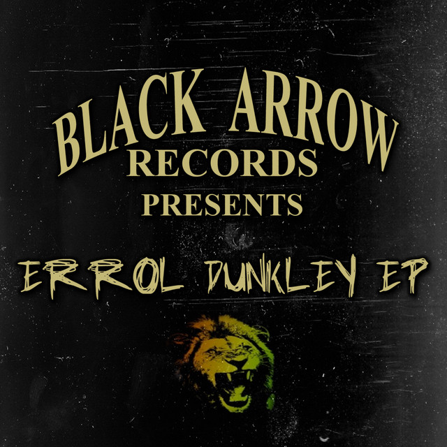 Errol Dunkley EP