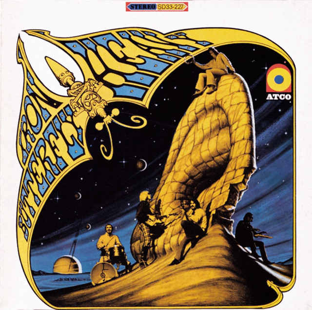 Iron Butterfly Theme cover
