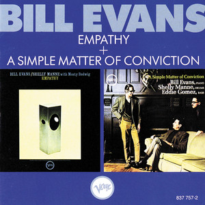 Empathy + A Simple Matter Of Conviction Albumcover