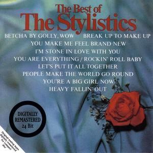 The Best of The Stylistics album