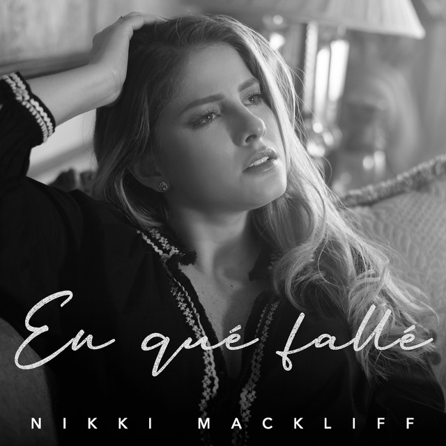 Artwork for En Qué Fallé by Nikki Mackliff