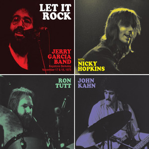 The Jerry Garcia Collection, Volume 2: Let It Rock