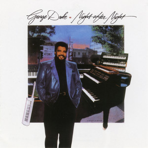 George Duke Love Ballad cover