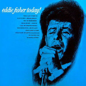 Eddie Fisher Today! album