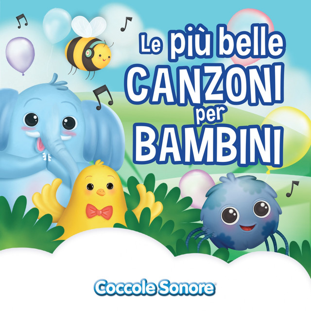 Le pi belle canzoni per bambini by coccole sonore on spotify for Coccole sonore la danza del serpente
