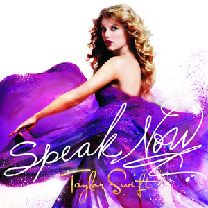 Taylor Swift Enchanted cover