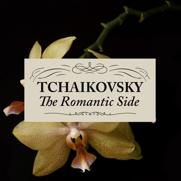 Tchaikovsky - The Romantic Side Albumcover