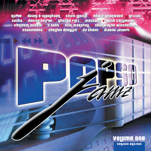Popso Jamz Popso Jamz album cover