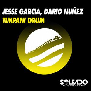 Copertina di Jesse Garcia - Timpani Drum