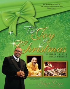 THE JOY OF CHRISTMAS (Live Recording)