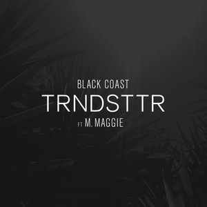 Black Coast, M. Maggie Trndsttr cover