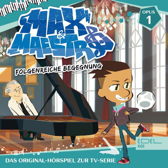 Folge 1: Folgenreiche Begegnung (Das Original-Hörspiel zur TV-Serie) Cover