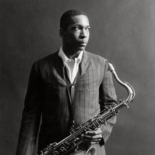 Picture of John Coltrane
