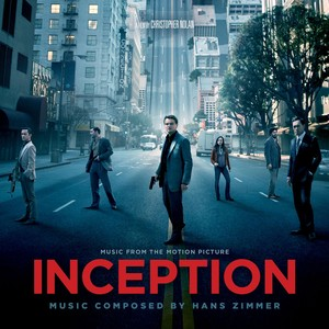 Inception (Music From The Motion Picture) Albumcover