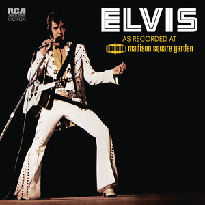 Elvis: As Recorded at Madison Square Garden Albumcover
