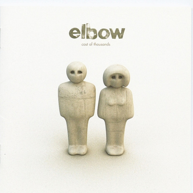 Album cover for Cast Of Thousands by Elbow