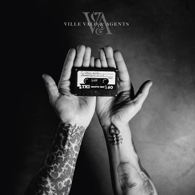 Album cover for Ville Valo & Agents by Ville Valo & Agents