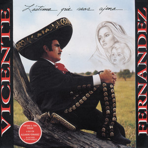 Lastima Que Seas Ajena Albumcover