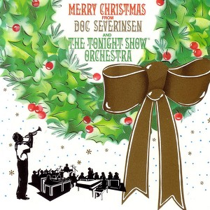 Doc Severinsen, The Tonight Show Band The Christmas Song cover