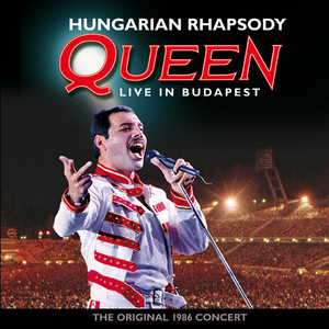 Hungarian Rhapsody (Live In Budapest / 1986) Albumcover