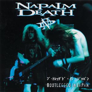 Bootlegged in Japan album
