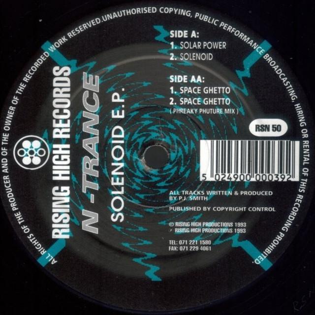 Solenoid EP