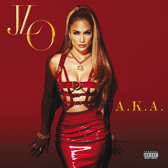 Jennifer Lopez A.K.A. album cover